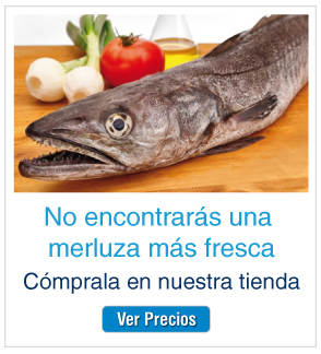 comprar merluza online